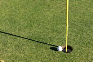 golf and covid